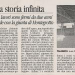 """articolo tratto dal """"Mattino di Padova"""" del 7 giugno 2009"""