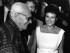 Sandro Pertini e Francesca  Witzmann