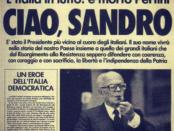 ciao Sandro