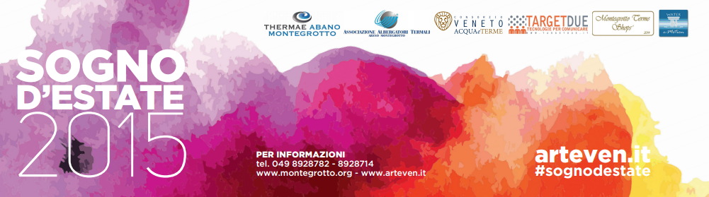 sogno d'estate a montegrotto 2015