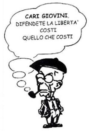 difendere la libertà