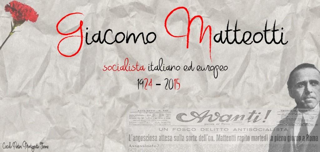 matteotti socialista italiano