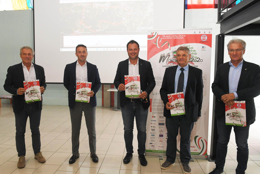 campionati italiani juniores ciclismo montegrotto