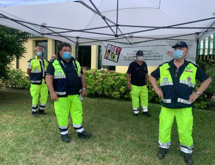 esercitazione protezione civile montegrotto terme