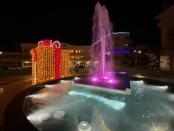 fontana piazza carmignoto sistemata